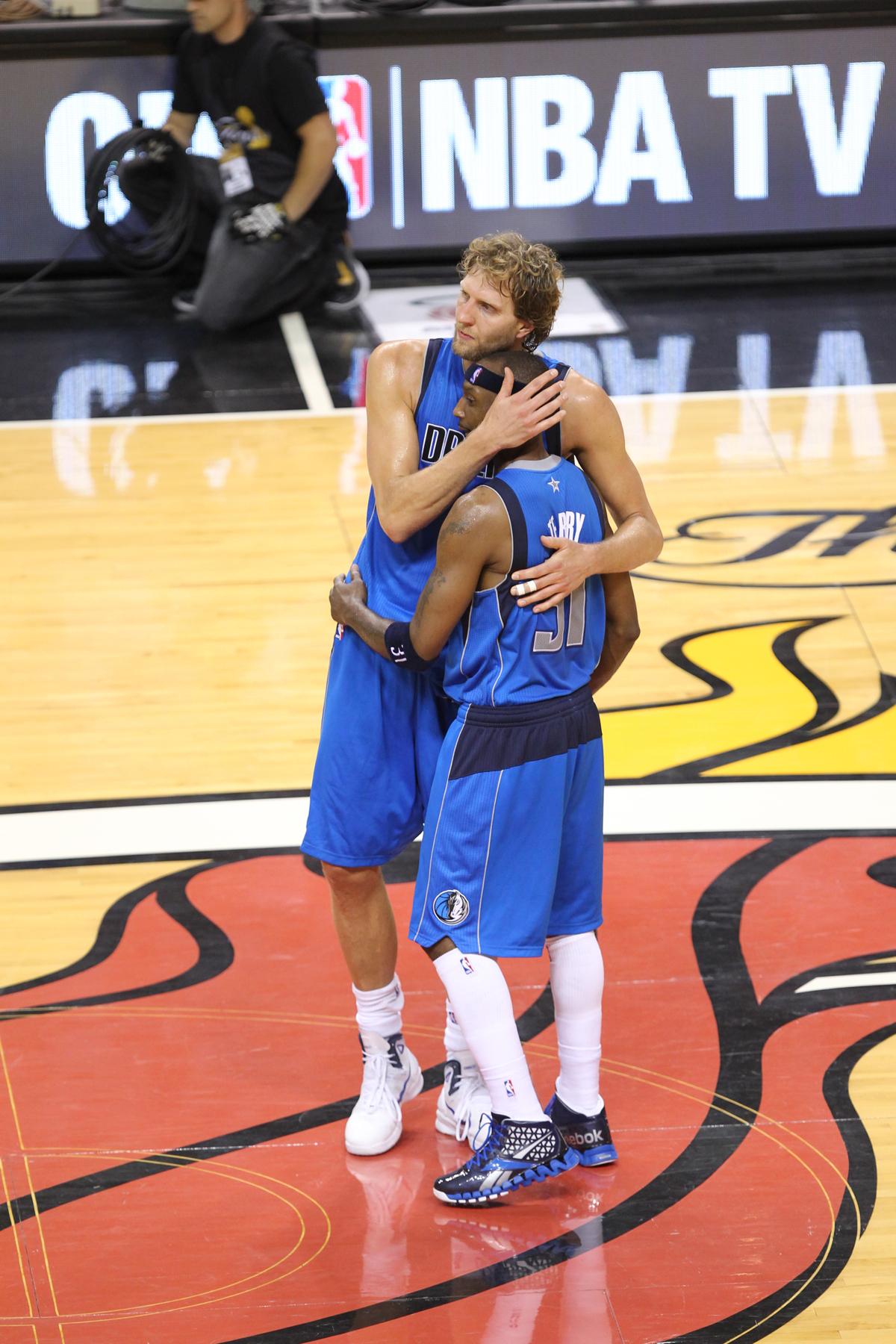 Dirk Terry Embracing
